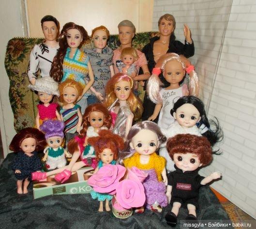 кукло-семейство