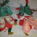 Обувь для Паола Рейна (Paola Reina)