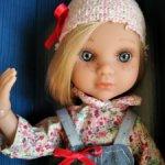 Испанская Куколка Ева от  Берхуан (Berjuan)