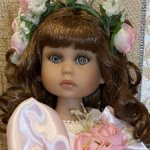 Фея роз от Linda Rick (Доставка в подарок)