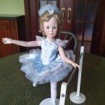 Восхитительная балерина от Susan Wakeen.
