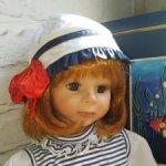 Морячка «Sail away with me» от Линды Рик, linda Rick