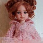 Кукла Paola Reina ооак. Танюшка ♥  на шарнирном теле! Доставка в цене!