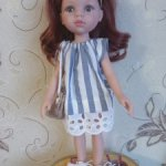 Коробочная кукла от Паола Рейна