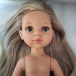 Клавдия 15-17г платиновая блондинка
