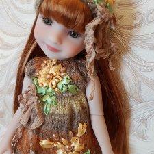 Нарядная одежда для кукол Руби Рэд