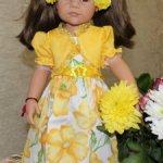 Одежда для кукол 50см