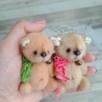 Медвежата -малыши