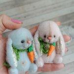 Зайчата -малыши
