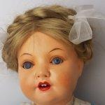 Антикварная кукла Schönau & Hoffmeister, молд 170-1