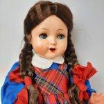 Антикварная кукла МММ,  1930-е, Германия