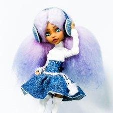 Зимняя девочка - ООАК Клодин
