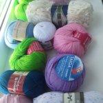 Пряжа для вязания одежды для кукол и детей, игрушек и т.д.