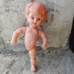 Кукла Латвия 30 см.  под восстановление