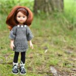 Наряд Пасмурно для кукол Паола Рейна ростом 32 см