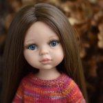 Наряд Райские яблочки для кукол Паола Рейна ростом 32 см