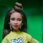 Barbie BMR1959 Барби БМР1959 (Мбили, косичка, мулатка)