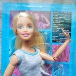 Barbie Made To Move (Барби йога Безграничные движения) блондинка Милли - №1