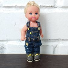 Одежда для кукол 12см(у меня Симба)