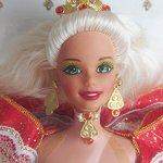 Кукла Barbie Happy Holidays Blonde NRFB 1997