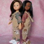 Комплект для куклы Paola Peina