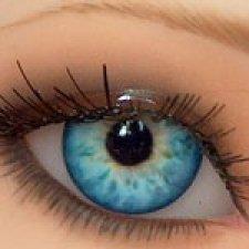 Глазки для куклы Eyeco Fantasy А185