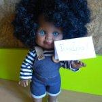 Кукла Бетти. Испания.