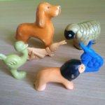 Игрушки советских времён