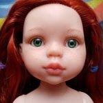 Продам куколку от Паола Рейна на шарнирном теле.