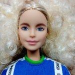 Барби BMR 1959 БМР кудряшка Милли.
