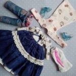 Одежда лотом для кукол Монстр Хай.