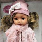 Кукла Ракель в розовом Антонио Хуан (Antonio Juan)