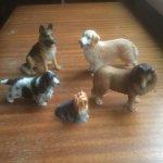 Собачки для Барби и Интегрити