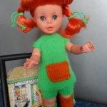 Куколка Zanini Zambelli