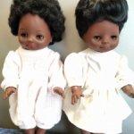 Винтажные куклы ГДР