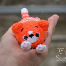 Котёнок Апельсинчик