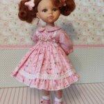 Одежда для кукол Паола Рейна