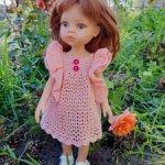 Распродажа платьев для кукол Паола Рейна