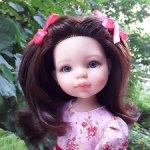 Ооак куклы Паола Рейна - Девочка-очаровашечка.