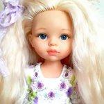 Акция: доставка в подарок до 25.12! Ооак куклы Паола Рейна - Девочка-феечка.