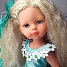 Ооак куклы Паола Рейна - Девочка-весна.