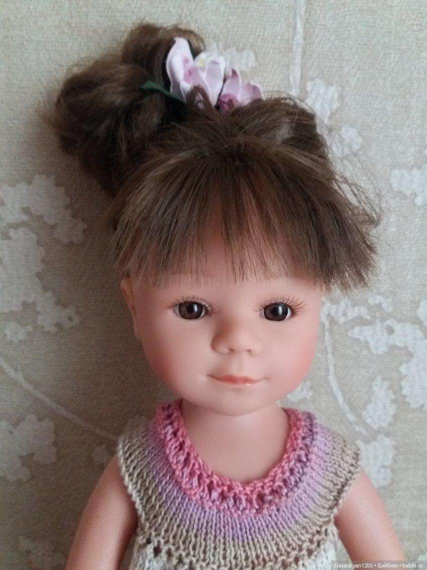 И куколка от Carmen Gonzalez