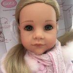 Продам куколку Ханну круглый год.Снижение цены до 8 марта 12000!!! Доставка в цене.