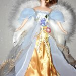Harpist Angel Barbie