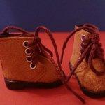 Полусапожки на шнуровке для паола рейны.