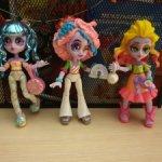 Куклы Capsule Chix с редкими деталями