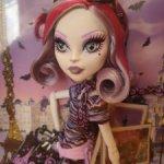 Кукла Monster High Scaris City Of Frights Catrine Demew