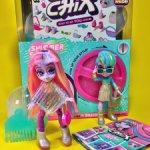 Набор из 2х кукол Capsule Chix Shimmer Surge