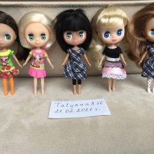 Кукла мини Blythe Блайз Lps петит