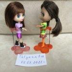 Оригинальная подставка лпс lps для кукол мини Блайз Blythe Littlest Pet Shop